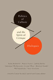 Politics of Culture and the Spirit of Critique