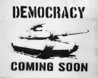 Democracy_Coming soon
